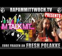 IM TALK MIT: Stellt Eure Fragen an Fresh Polakke (ANSAGE)