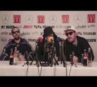 INGLEBIRDS -  Interview (Falk Schacht, Oli Marquart, Toxik, Niko Hüls, Visa Vie)
