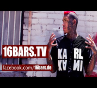 InkMonstarr über Familie, Nipsey Hussle, Tattoos & seine Debüt-EP (16BARS.TV)