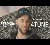 """Interview: 4TUNE über """"Einer muss es ja Tune"""", VBT und Baba Saad (rap.de-TV)"""