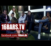 Interview: A$AP Mob über Shabba Ranks, eklige Groupies & kommende Projekte (16BARS.TV)