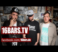 "Interview: Antilopen Gang über ihre Gründung, Label-Deal, Prinz Pi Diss-Track und ""Aversion"""