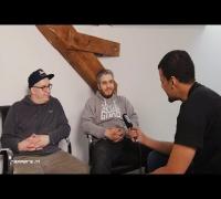 Interview: Audio88 & Yassin (Normaler Samt, Taschentuch, Vollzeit-Musiker)