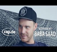 """Interview: BABA SAAD über """"Das Leben ist Saadcore"""", Bushido und seine Anfänge (rap.de-TV)"""