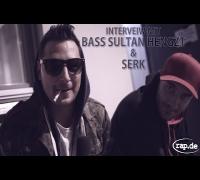 """Interview: BASS SULTAN HENGZT (B.S.H) & SERK über """"Endlich Erwachsen"""" (rap.de-TV)"""