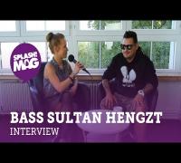 """Interview: B.S.H. (Bass Sultan Hengzt) über die Sido-Wetten und """"Endlich Erwachsen"""" (splash! Mag TV)"""