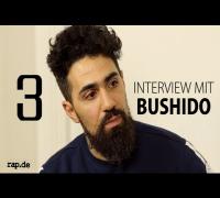 Interview: BUSHIDO über Deutschrap 2015, Shindy, Kollegah und Kool Savas (3/3) (rap.de-TV)
