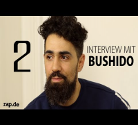 Interview: BUSHIDO über Kay One, Joko & Klaas, Money Boy (2/3) (rap.de-TV)