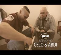 "Interview: CELO & ABDI über ""Akupunktur"", Haftbefehl und die Familie (rap.de-TV)"