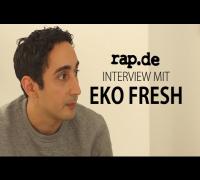 """Interview: EKO FRESH über """"Deutscher Traum"""" und seine Heimat (rap.de-TV)"""