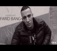 "Interview: FARID BANG über ""Killa"", Fler, Bushido und Kollegah (rap.de-TV)"