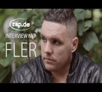 Interview: FLER über NDW2, Kollegah, Bushido, Silla, NPD und Beef (rap.de-TV)