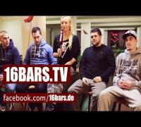 """Interview: Freunde von Niemand über """"Willkommen im Niemandsland Teil 2"""" (16BARS.TV)"""
