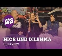 Interview: Hiob & Dilemma und das Ende des Kapitalismus (splash! Mag TV)