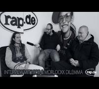 "Interview: HIOB & MORLOCKK DILEMMA über ""Kapitalismus jetzt"" (rap.de-TV)"