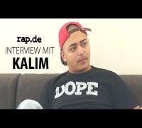 Interview: KALIM über seine Anfänge, SSIO, Xatar und AON (rap.de-TV)