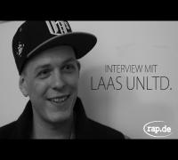 """Interview: LAAS UNLTD. über """"Blackbook II"""", Rap am Mittwoch und seine Pläne / Acapella (rap.de-TV)"""
