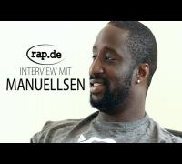 Interview: MANUELLSEN über Rassismus im Rap und in der Musikindustrie (rap.de-TV)