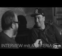 """Interview: MARTERIA über """"Zum Glück in die Zukunft 2"""" (rap.de-TV)"""