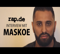 "Interview: MASKOE über ""One Man Show"" und Stefan Raab (rap.de-TV)"