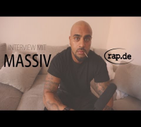Interview: MASSIV über sein Album #M10 (rap.de-TV)