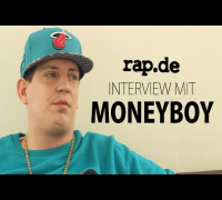 Interview: MONEY BOY über Rap, Hustensaft und Geld (rap.de-TV)