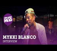 """Interview: Mykki Blanco über seine vielzähligen Nebenprojekte, die Kunstschule und """"Gay Dog Food"""""""