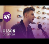 "Interview: Olsons neues Album ""Ballonherz"" (splash! Mag TV)"