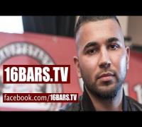 """Interview: SadiQ über """"TrafiQ"""", die Azzlackz & sein Verhältnis zu Kollegah & sido (16BARS.TV)"""