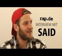 "Interview: SAID & KD-SUPIER über ""Hoodrich"" (rap.de-TV)"