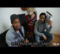 """Interview: SAM über ihr Album """"TTB"""", Cro, die Azzlackz und den Deal bei Chimperator (rap.de-TV)"""