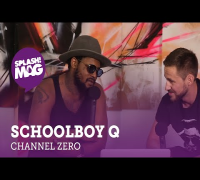 Interview: ScHoolboy Q on Black Hippy album, football, The Alchemist, LA riots (splash! Mag)