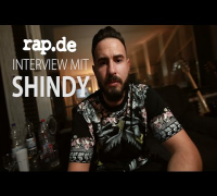 "Interview: SHINDY über ""FBGM"", Bushido, Kay One, Curse (rap.de-TV)"