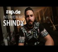 "Interview: SHINDY über ""FBGM"", Bushido, Kay One, Curse (rap.de-TV)"