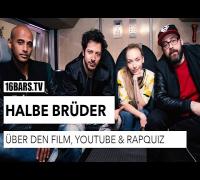 """Interview: Sido, Teddy & Fahri Yardim über """"Halbe Brüder"""", Rapquiz & YouTube (16BARS.TV)"""