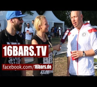 "Interview: Snaga & Pillath auf dem ""Out4Fame-Festival"" (16BARS.TV)"