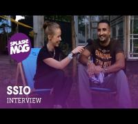 Interview: SSIO bestellt Burger ohne Gurken (splash! Mag TV)