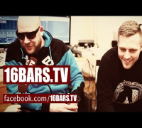 Interview: Toni der Assi & Kontra K in Berlin (16BARS.TV)