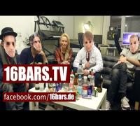 """Interview: Trailerpark über Indizierung, Alligatoahs Reichtum und """"Crackstreet Boys 3"""" (16BARS.TV)"""