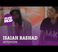 Isaiah Rashad on getting signed to TDE, Black Hippy, Southern Rap and lyricism [Interview]