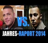 JAHRES-RAPORT 2014 - FLER VS. FARID BANG, KAY ONE, KOLLEGAH, BUSHIDO, SIDO