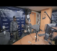Jay Pharoah Impersonates Cassidy & Kendrick Lamar with DJ Whoo Kid