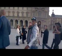 Jay Z & Beyonce Tourist's Fight.