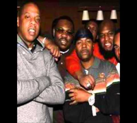 "Jay Z,  Camron,  Beanie Sigel &  Freeway  ""Dream Team"" !!!"
