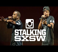 Jay Z, Kanye West, Kendrick Lamar, Big Sean Performances at SXSW (Compilation)