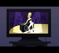 Jay Z Watches Miley Twerk Somethin Cartoon Parody