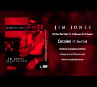 Jim Jones - Cocaine ft. Sen City (Audio)