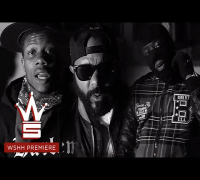 Jim Jones Feat. Trav & Neek Bucks - Can't Tell Bout (WSHH Premiere - Official Music Video)