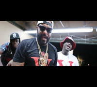 Jim Jones Ft Ball Greezy, YD, Zoey Dollaz, KillaWattz - What The Fuck You Mean (2014 Official Video)