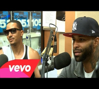 Joe Budden & Hollow Da Don Interview With The Breakfast Club Power 105.1 (7/11/14)